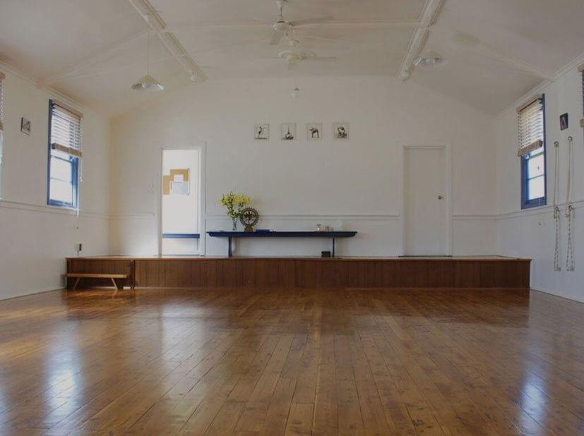 Balmain Iyengar Yoga studio